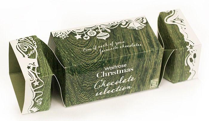 Waitrose Christmas Packaging