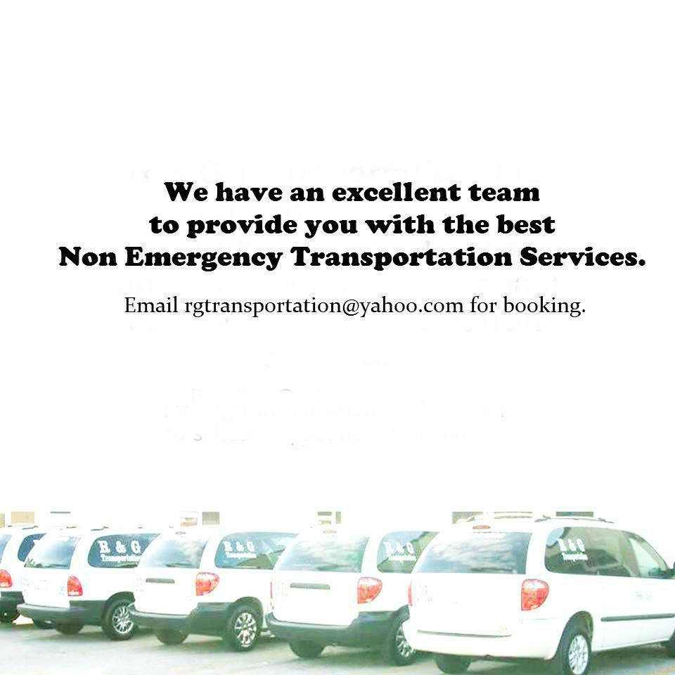 We have an excellent team to provide you with the best Non Emergency