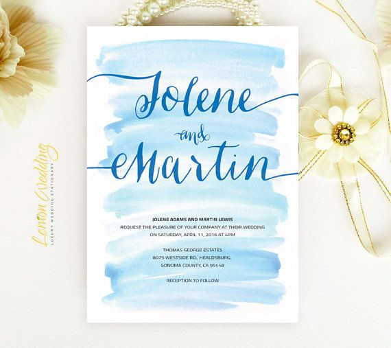 Inexpensive Wedding Invitation Ideas: PRINTED Destination Wedding Programs