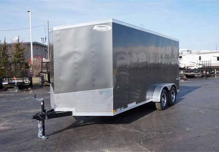 Trailers And Hitches >> This Mobile Ministry Unit Features 6 5 Foot Interior Height