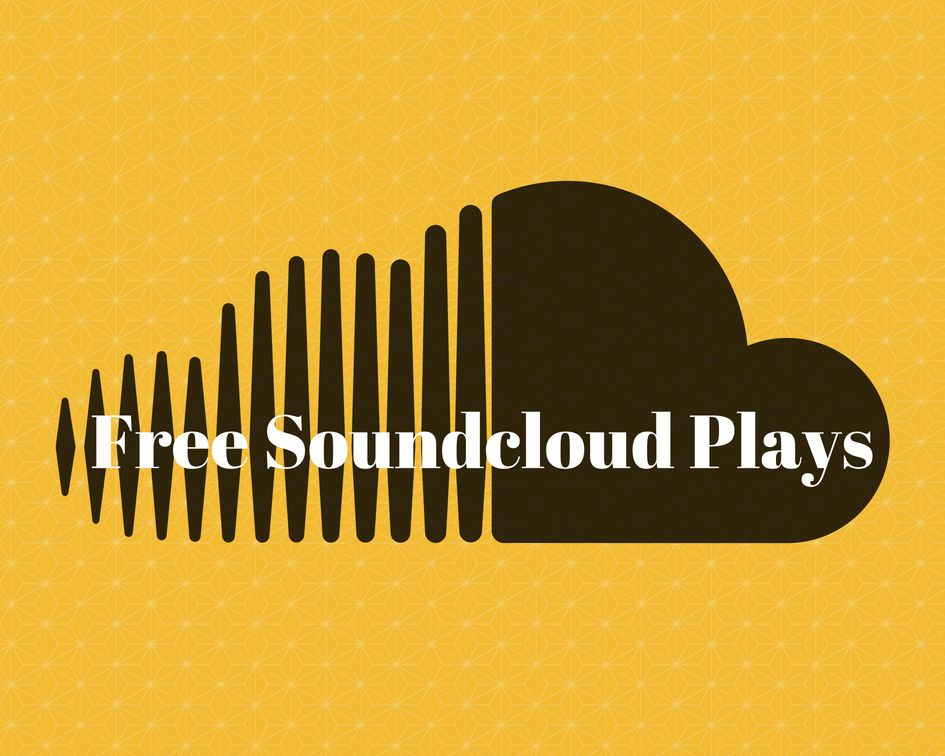 """Check out my Behance project """"Free Soundcloud Plays A"""