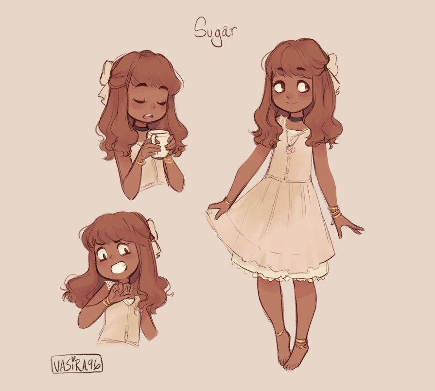 Best 25+ Cute drawings of people ideas on Pinterest ... Cute Cartoon Characters With Big Eyes To Draw