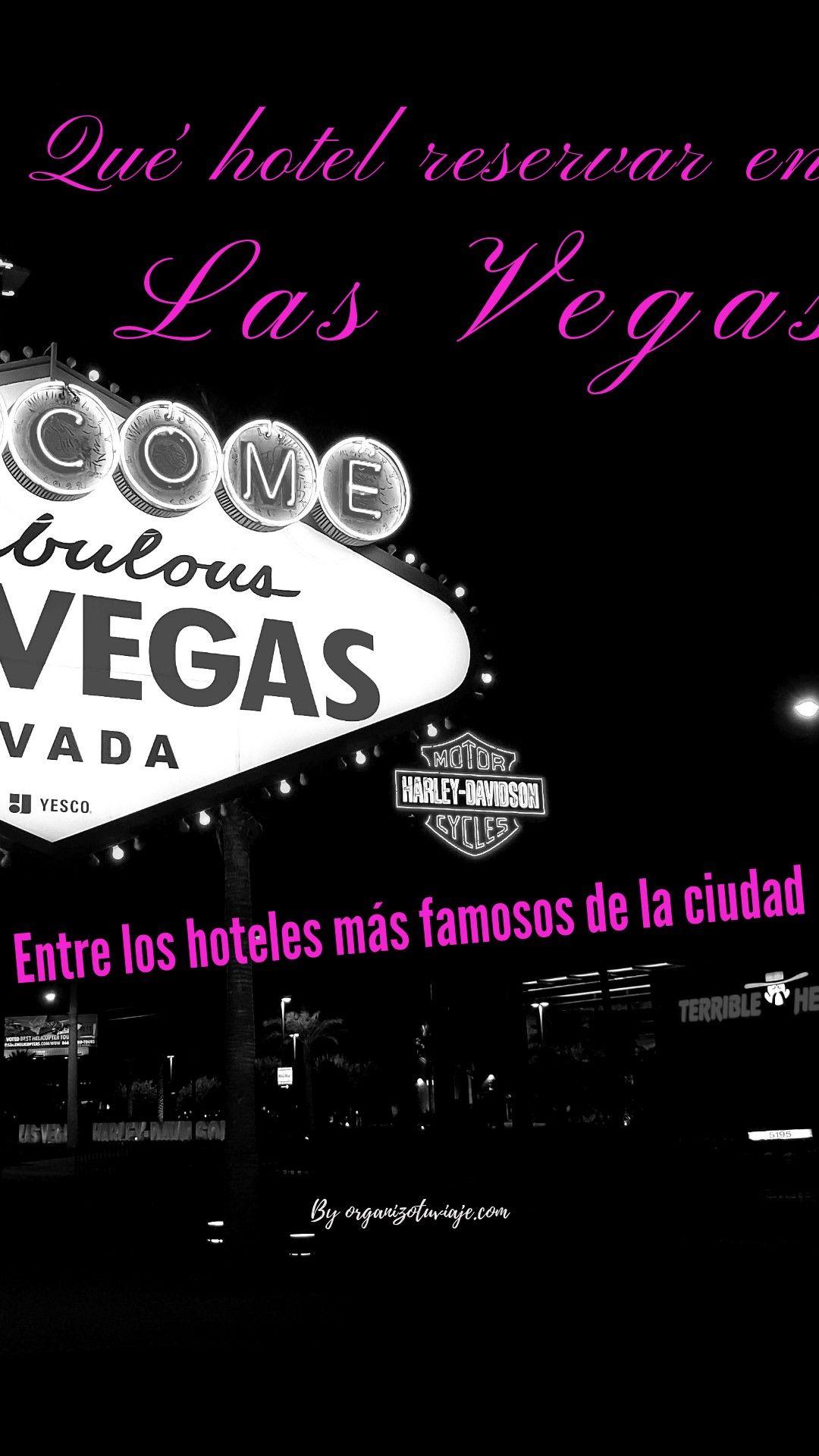 Alojarse En Las Vegas Las Vegas Hoteles Estados Unidos