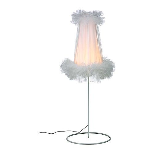 ikea tutu lamp  very girly  For the Home  Pinterest  If
