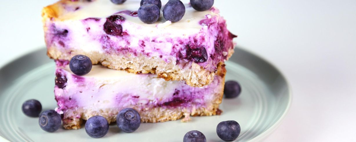 Blueberry Delight Recipe | The Chew - ABC.com