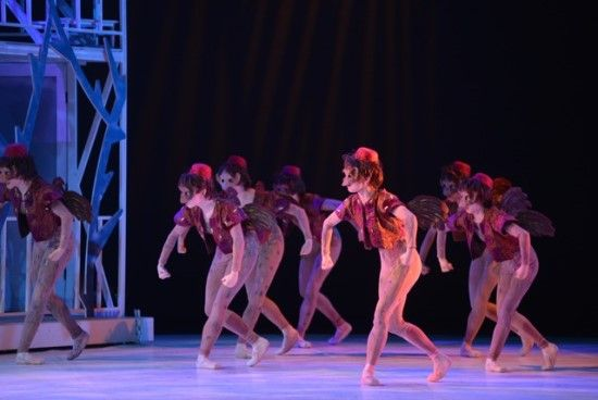 Ballet Memphis' Wizard of Oz Courtesy Dance St. Louis | The Wizard ...