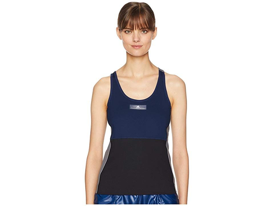 adidas by Stella McCartney Yoga Comfort Tank CZ1782 (Black