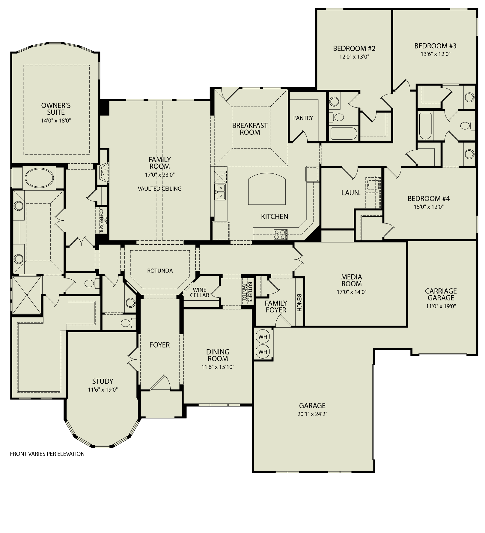 Marley 123 Drees Homes Interactive Floor Plans Custom Homes