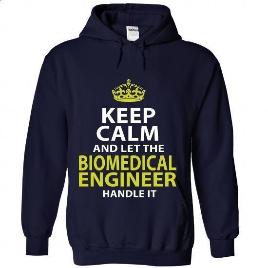BIOMEDICAL-ENGINEER - Keep calm - #tshirt designs #design tshirts. CHECK PRICE => https://www.sunfrog.com/No-Category/BIOMEDICAL-ENGINEER--Keep-calm-7051-NavyBlue-Hoodie.html?60505
