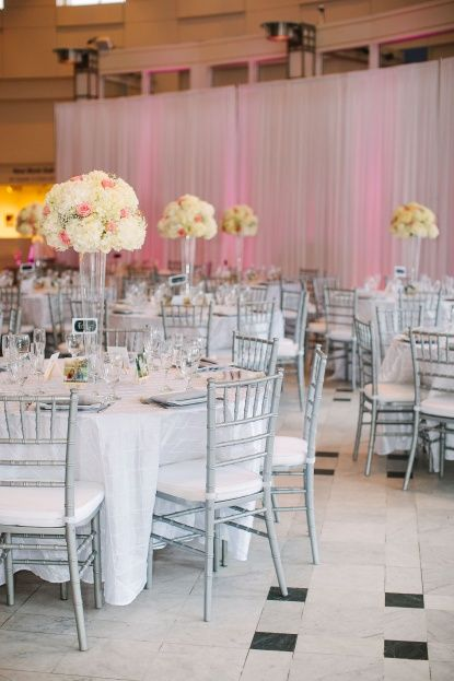 Kt Crabb Photography A Chair Affair Reception Decor With Silver Chiavari Chairs Orlando Wedding