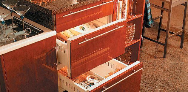700bf I Freezer Drawers Sub Zero Appliances Kitchen Pantry Storage Integrated Fridge Modern Kitchen Appliances