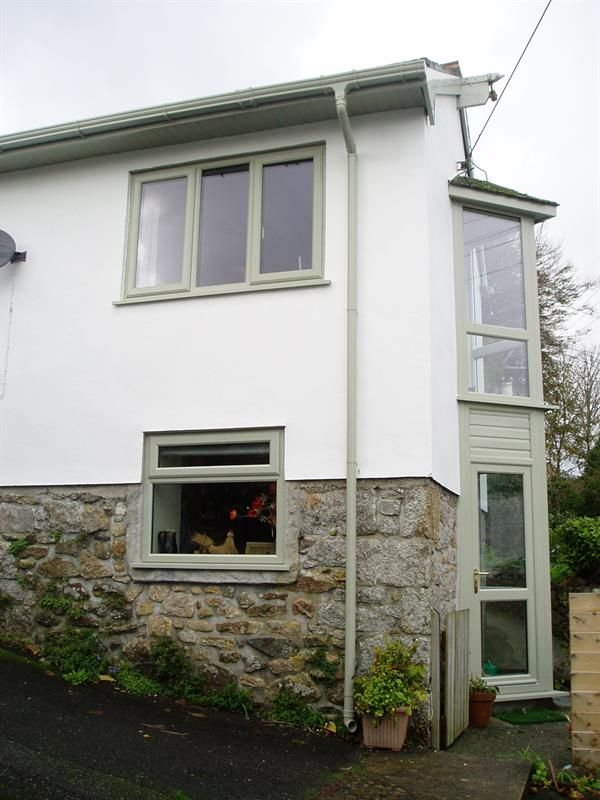 Painted Upvc Windows Google Search New House