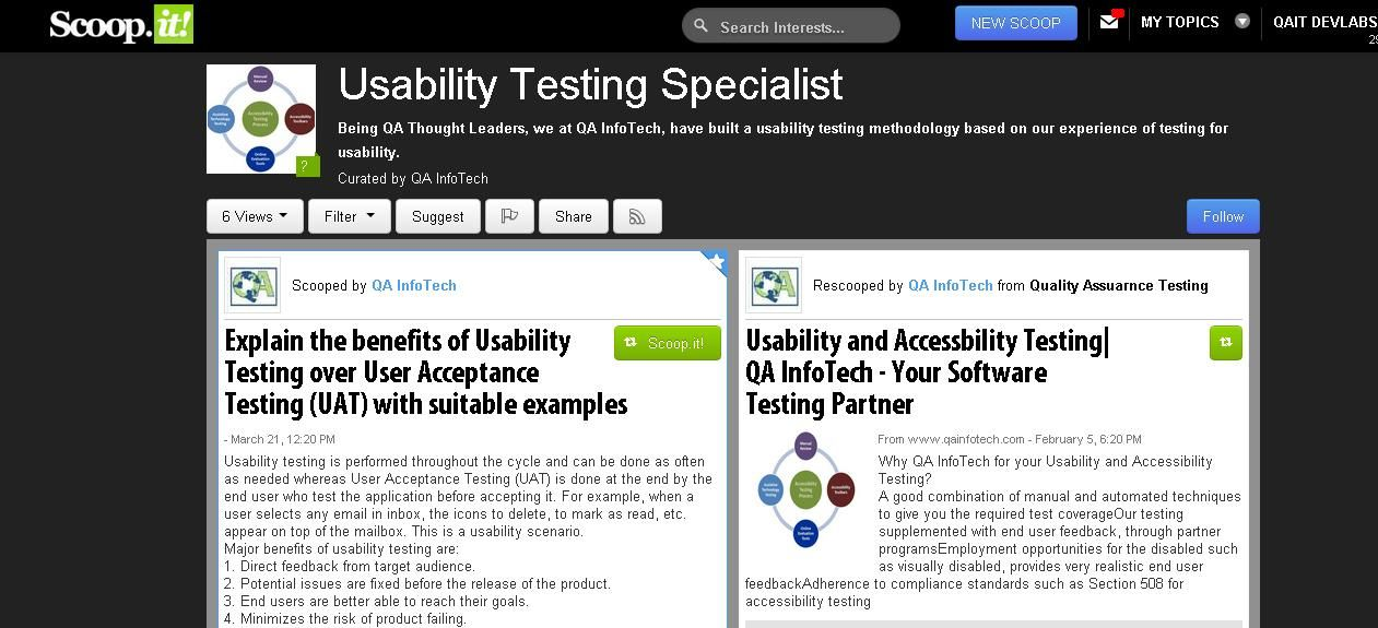 Pin by Usability Experts on Usability Testing | Usability