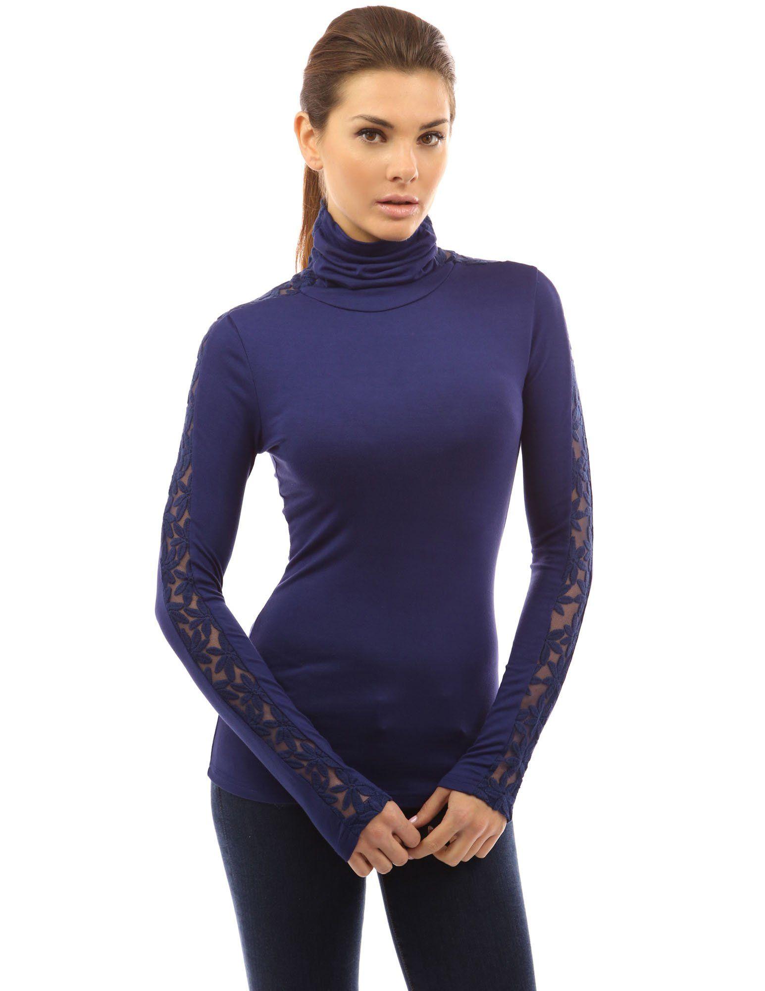 Navy Blue Tall Womens Blouses Lauren Goss