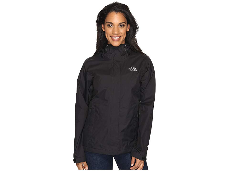 The North Face Venture 2 Jacket Plus Size Women's Coat TNF