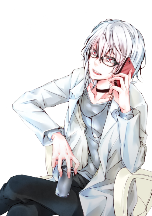 anime guy with white hair tumblr wwwpixsharkcom