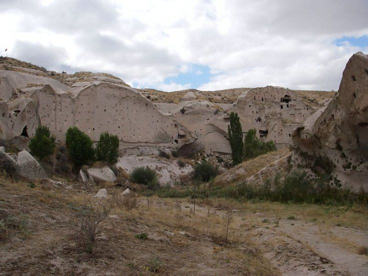 Nevşehir: latest underground city in Turkey is the size of several football fields