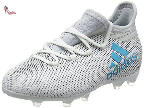 Adidas X Mixte 1 Fg De Football Blanc Enfant Chaussures 17 ff7rwp