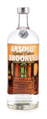 Absolut Brooklyn - Absolut Vodka