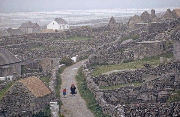 Auch die kleine irische Insel Skellig Michael im Süden des Landes