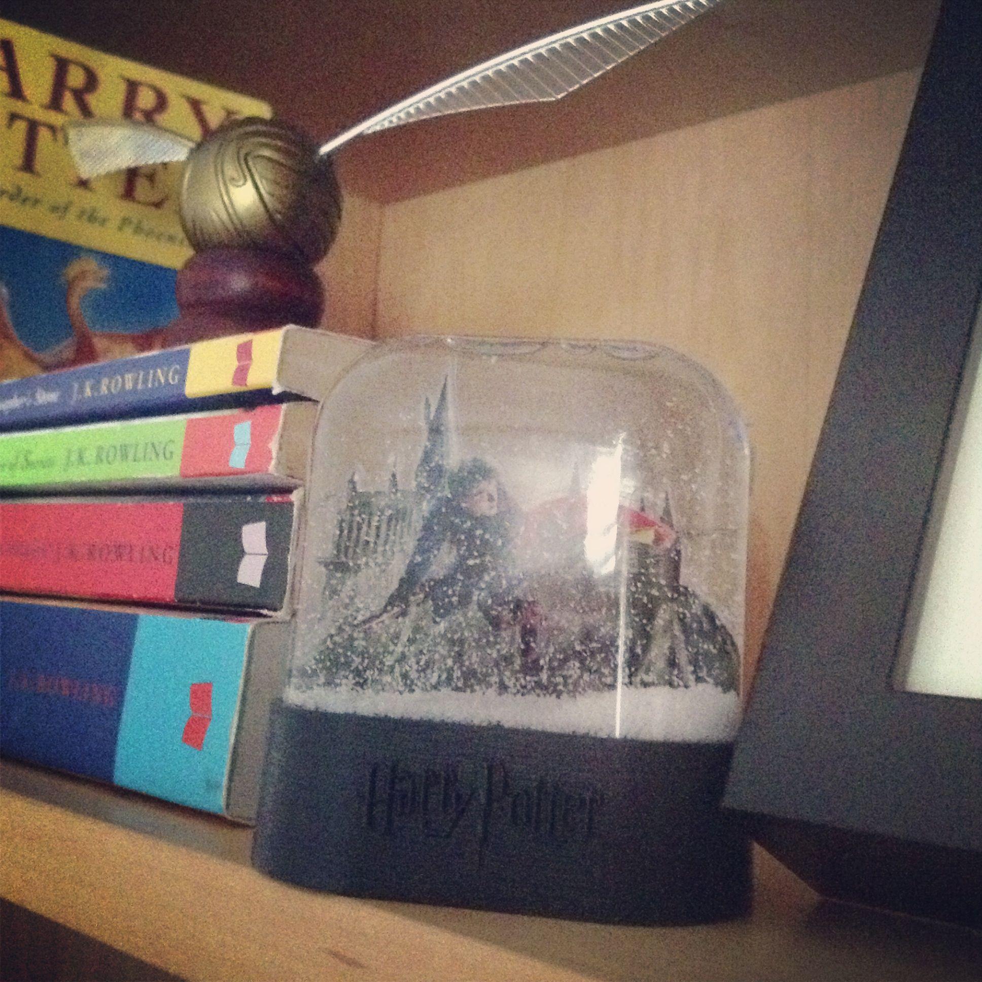 Harry Potter Snow Globe Diy With Legos Harry Potter Snow Globe