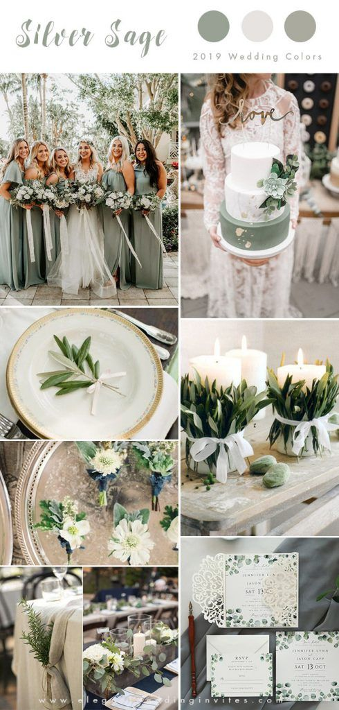 Top 10 Wedding Color Trends We Expect to See in 2019 & 2020 (parte-one)