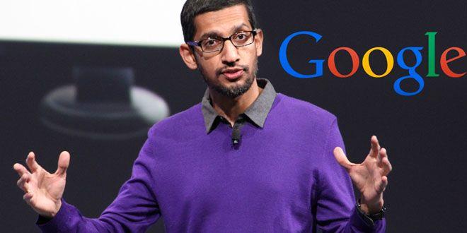 Google está aprendiendo todo alrededor de las máquinas http://j.mp/1MecoY3 |  #Google, #InteligenciaArtificial, #SundarPichai, #Tecnología