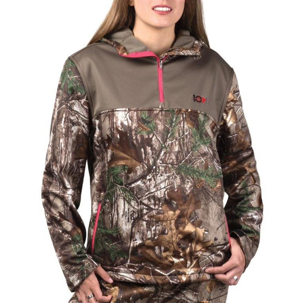 women s walls 10x tech hoodie tech hoodie women s on walls hunting coveralls id=27388