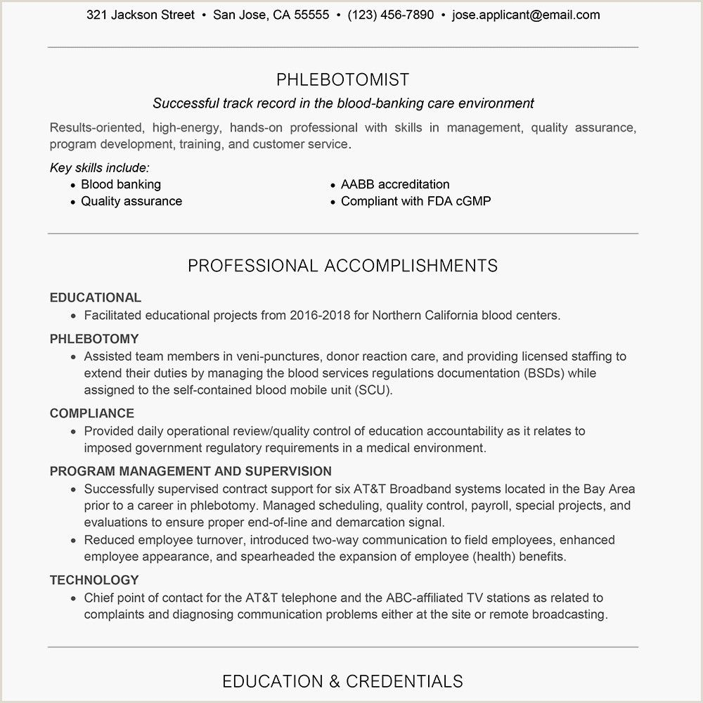 Fire Chief Resume Examples in 2020 Good resume examples
