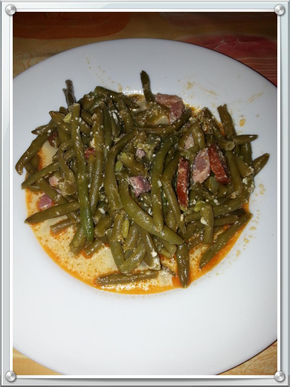 D lices d 39 haricot vert haricots verts cuisiner les - Cuisiner haricots verts surgeles ...