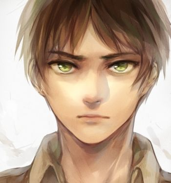 Shingeki no Kyojin Attack on Titan  = Eren Jaeger (by Yukihomu)