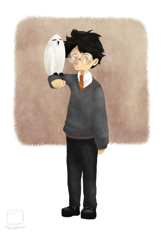 Harry Potter by Marshmeellow