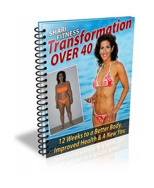 Transformation over 40 I'm Shari Fitness and I'm going to help you trans...   - Health & Fitness - #...