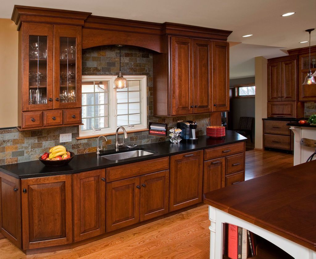 traditional indian kitchen design AllstateLogHomes intended for ...