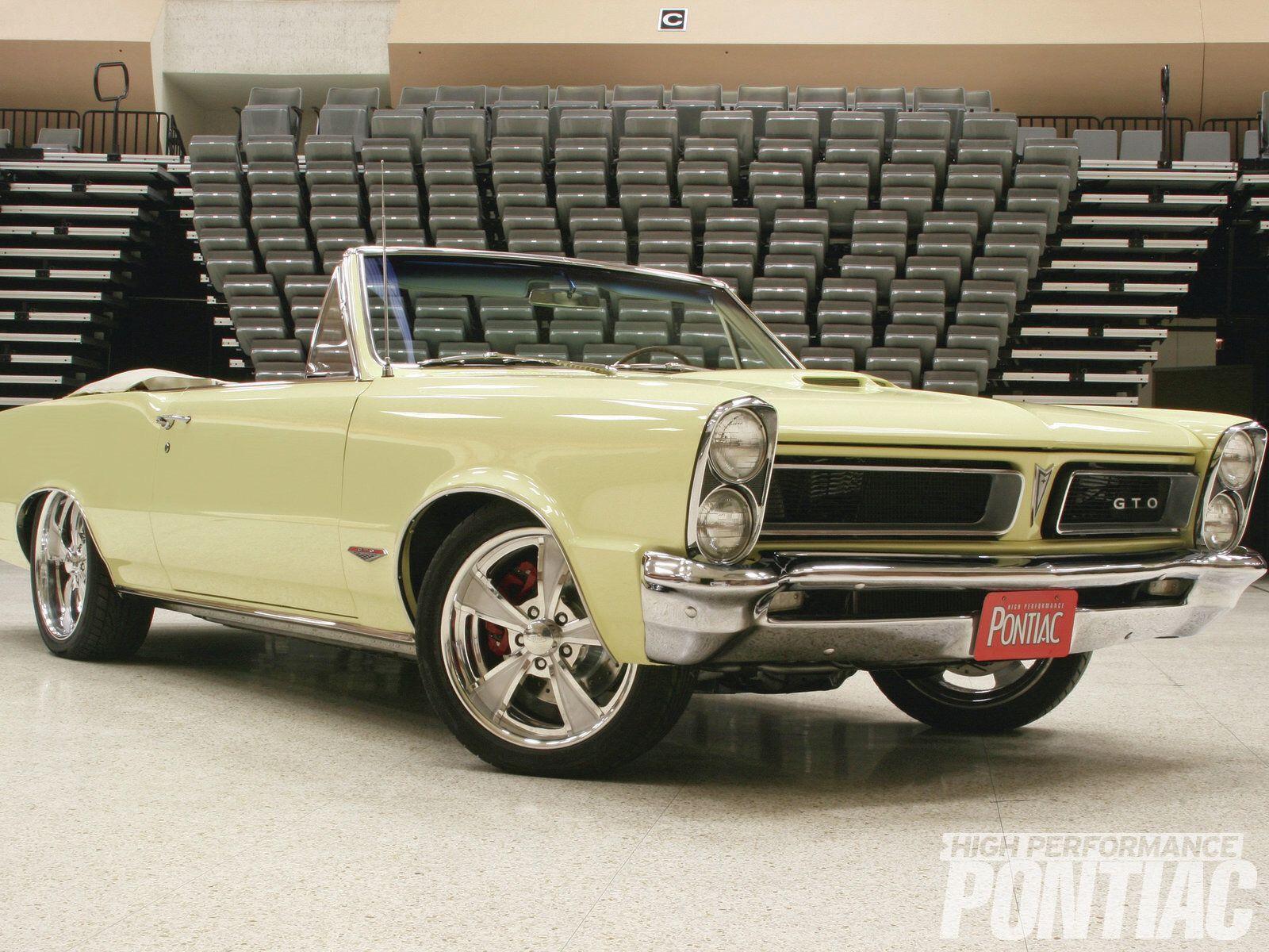 1965 Pontiac Gto My College Muscle Car Pontiac Gto 1965 Pontiac Gto Gto