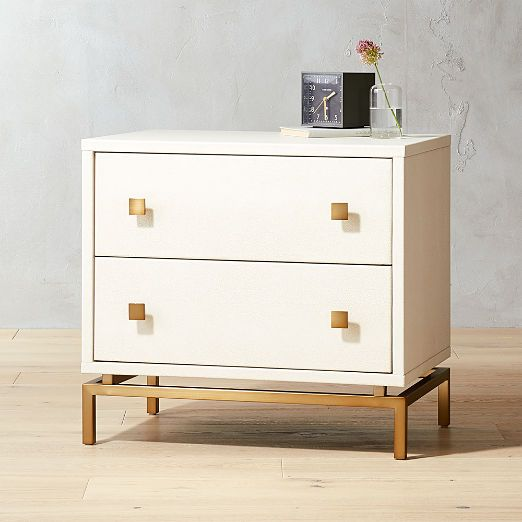 Best Modern Nightstands And Bedside Tables Cb2 Modern 400 x 300