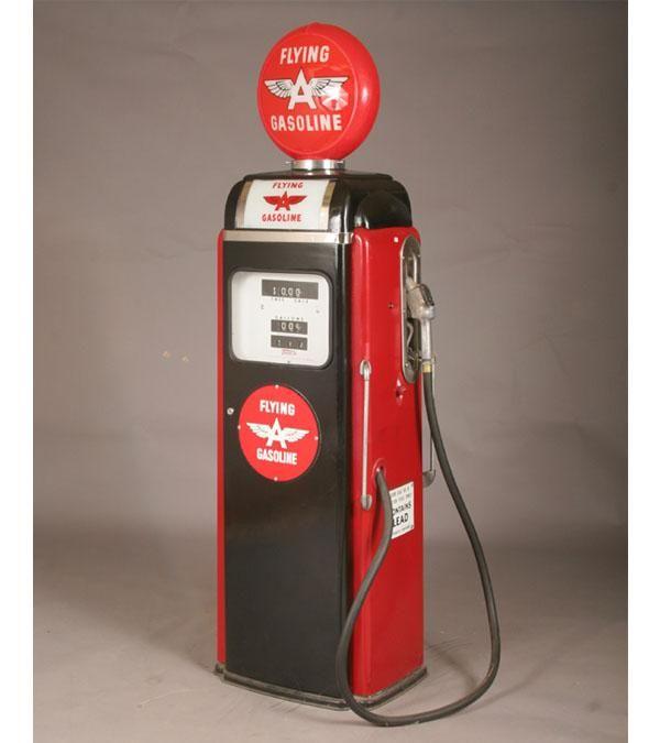 Antique Gas Pumps - Bing images