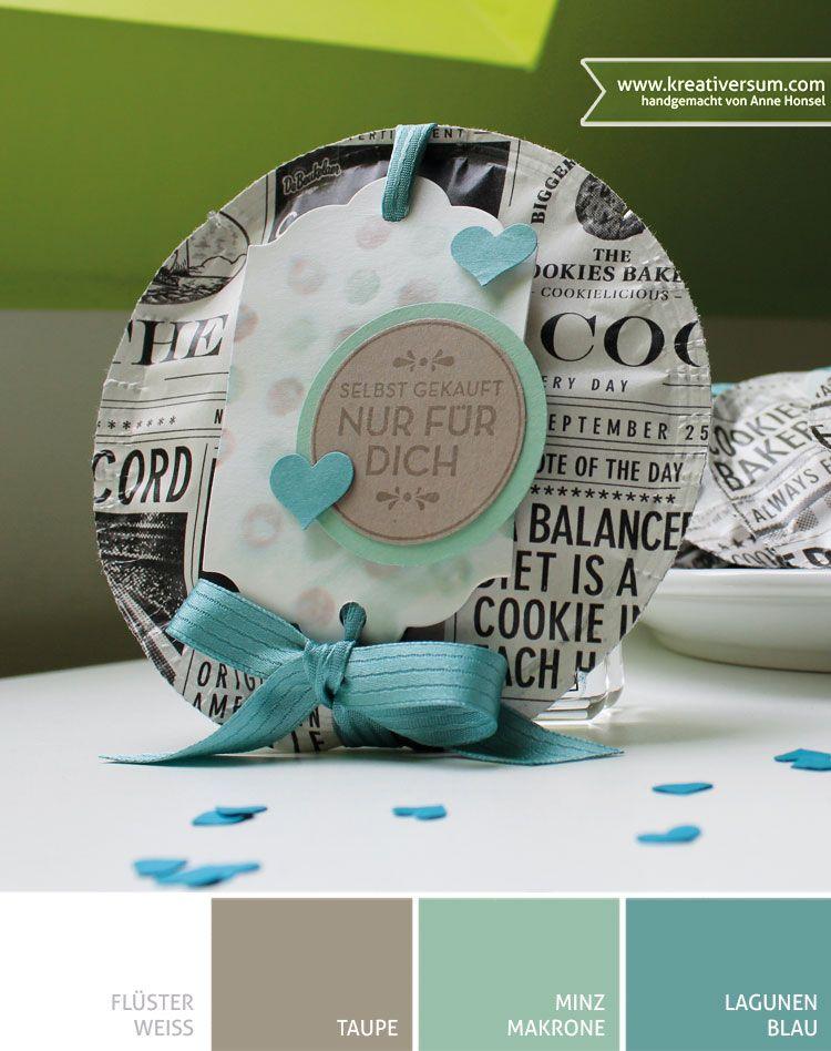 kreativersum stampin 39 up su inkspire me challenge keksverpackung cookies bakery. Black Bedroom Furniture Sets. Home Design Ideas