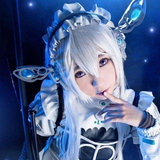 #anime #animecosplay #cosplay #anime_cosplay #kawaii_girl #kawaiianimegirl #kawaii #girl #hitsuginochaika #hitsugi_no_chaika #chaikatrabant #chaika_trabant #gun
