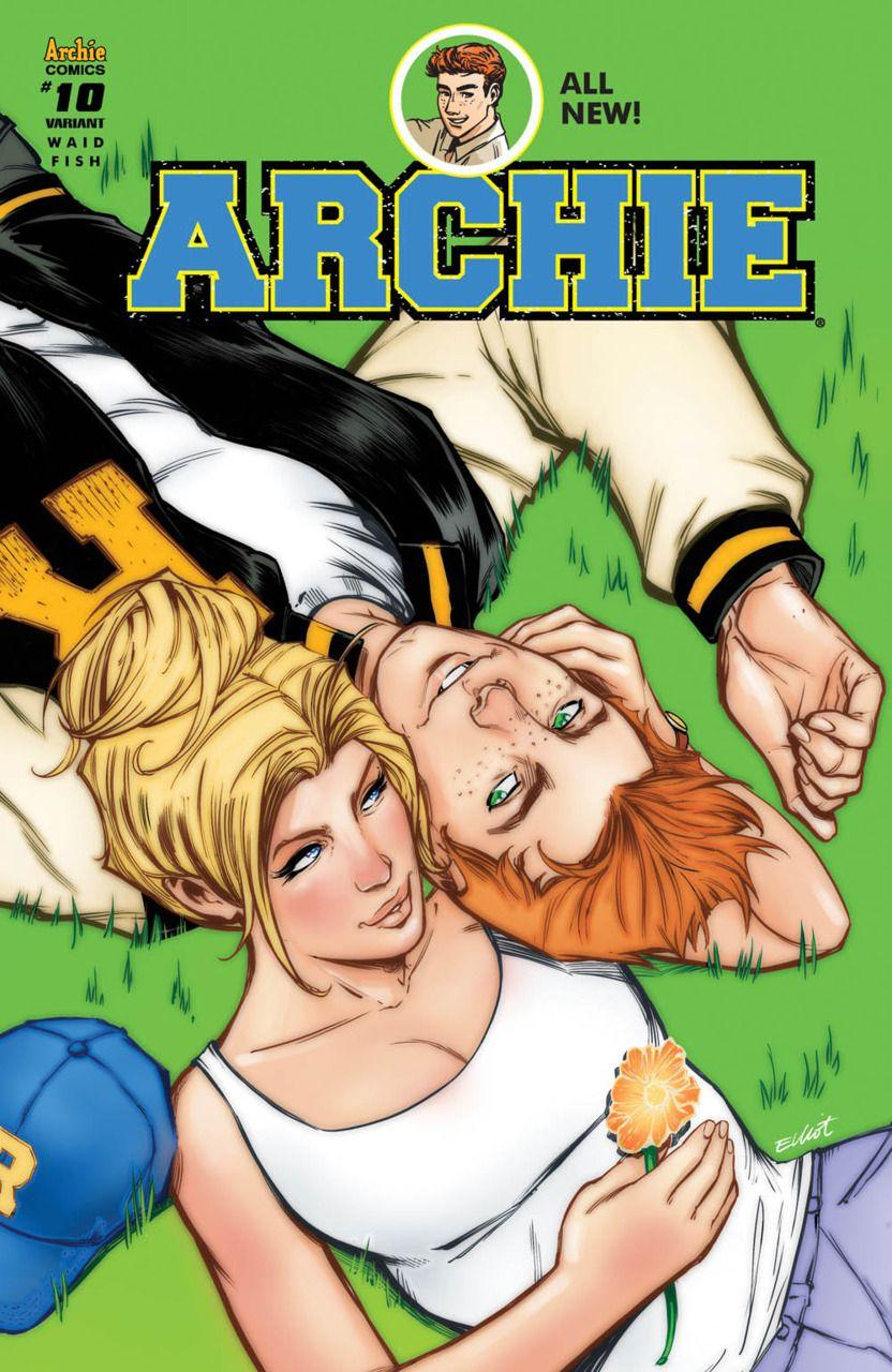 The Riverdale Civil War Begins In Archie 10 Archie Comics Archie Comic Books Comics