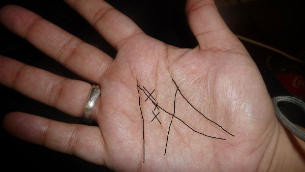 e-Buddhism: Do You HAVE Letter M on The Palm? – Here's What It...