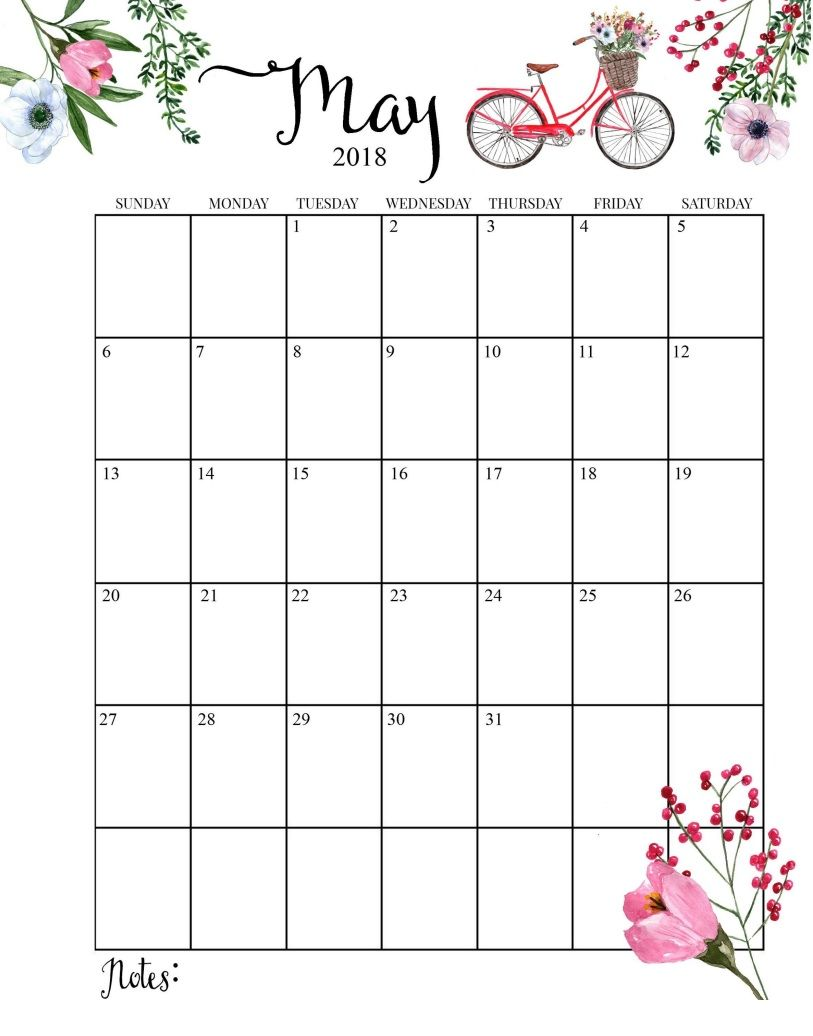 Calendar May To December : Printable monthly may calendar g  пикс