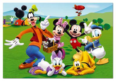 De Todo En Imagenes Y Manualidades La Casa De Mickey Mouse La Casa De Mickey Mouse Imagenes De Mickey Casa De Mickey