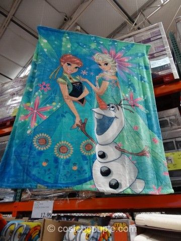 Costco Throw Blanket Mesmerizing Image Result For Frozen Throw Blanket  Frozen  Pinterest Decorating Inspiration