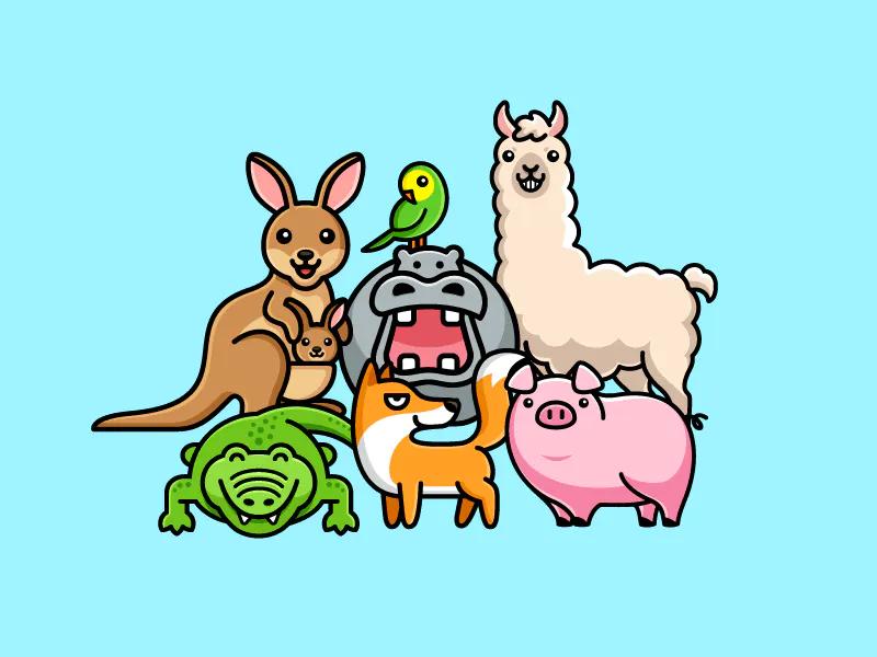 Esperanto Indonesia Alfrey Davilla in 2020 Pet logo