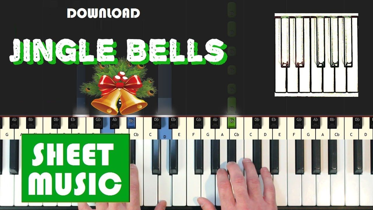 Download Jingle Bells Sheet Music Music Score In Pdf And Mp3 In 2020 Jingle Bells Sheet Music Sheet Music Pdf Music Score
