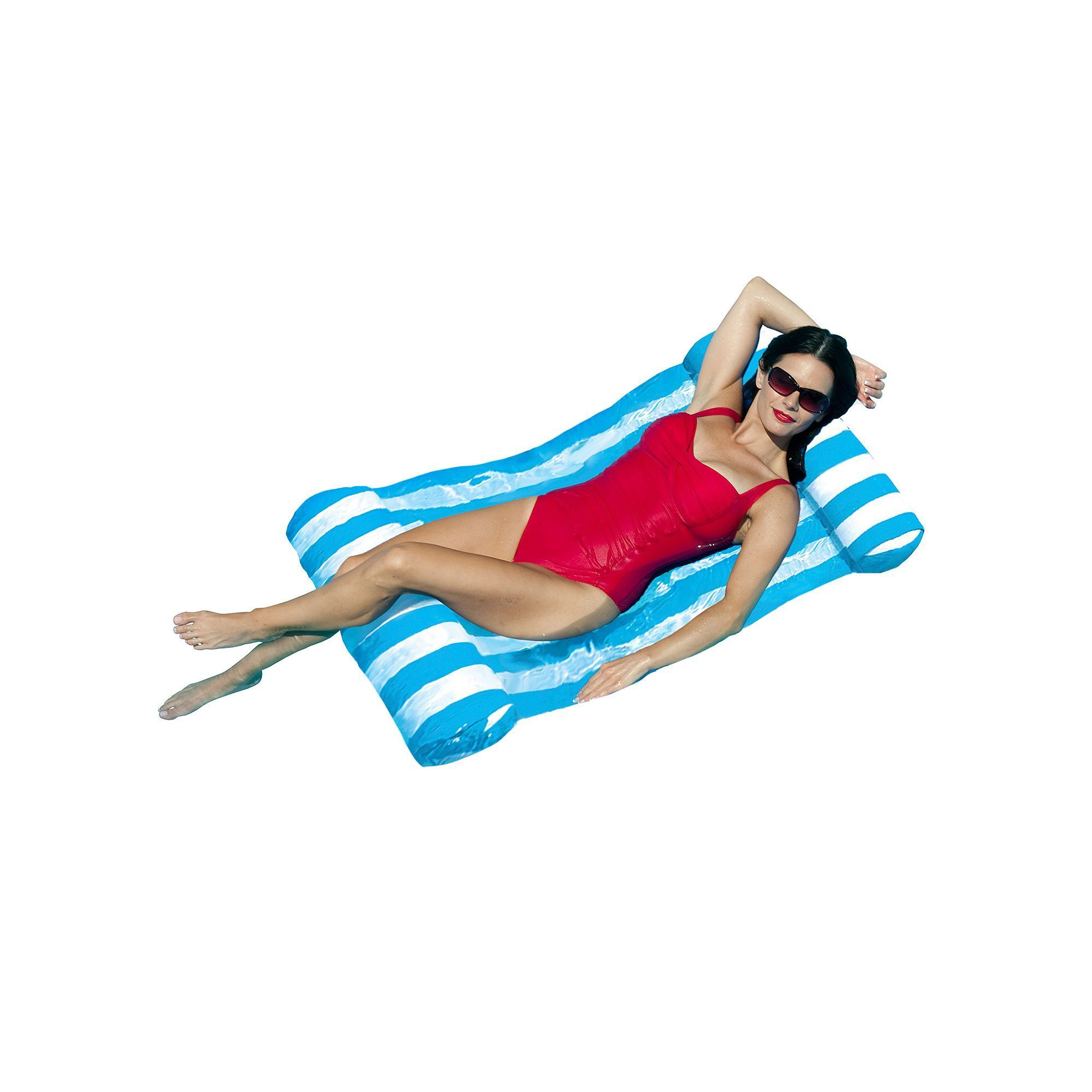 water lounging itm the large roomy tgokl poolmaster ebay hammock lounger xl for extra comfort
