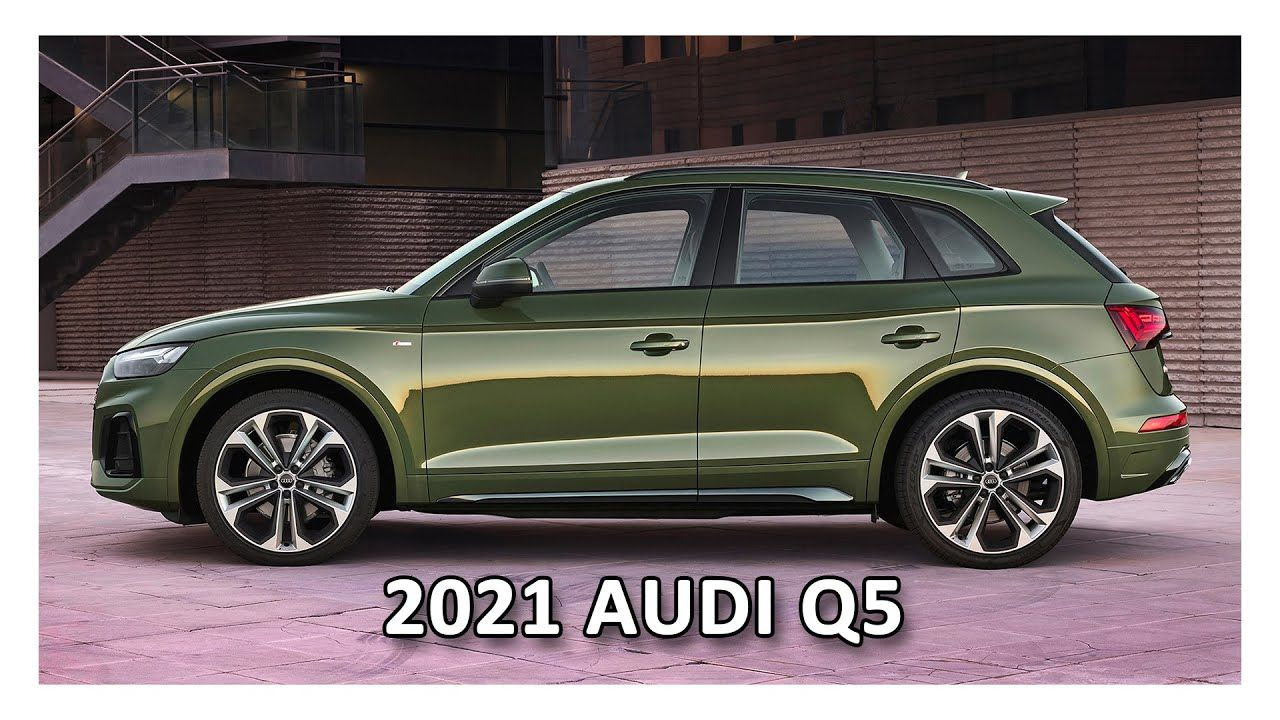 2021 Audi Q5 Audi Q5 Audi Mid Size Suv