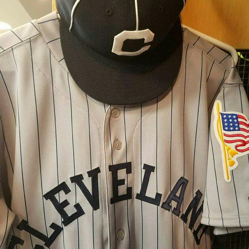 Indians 1917 throwback Cleveland indians baseball