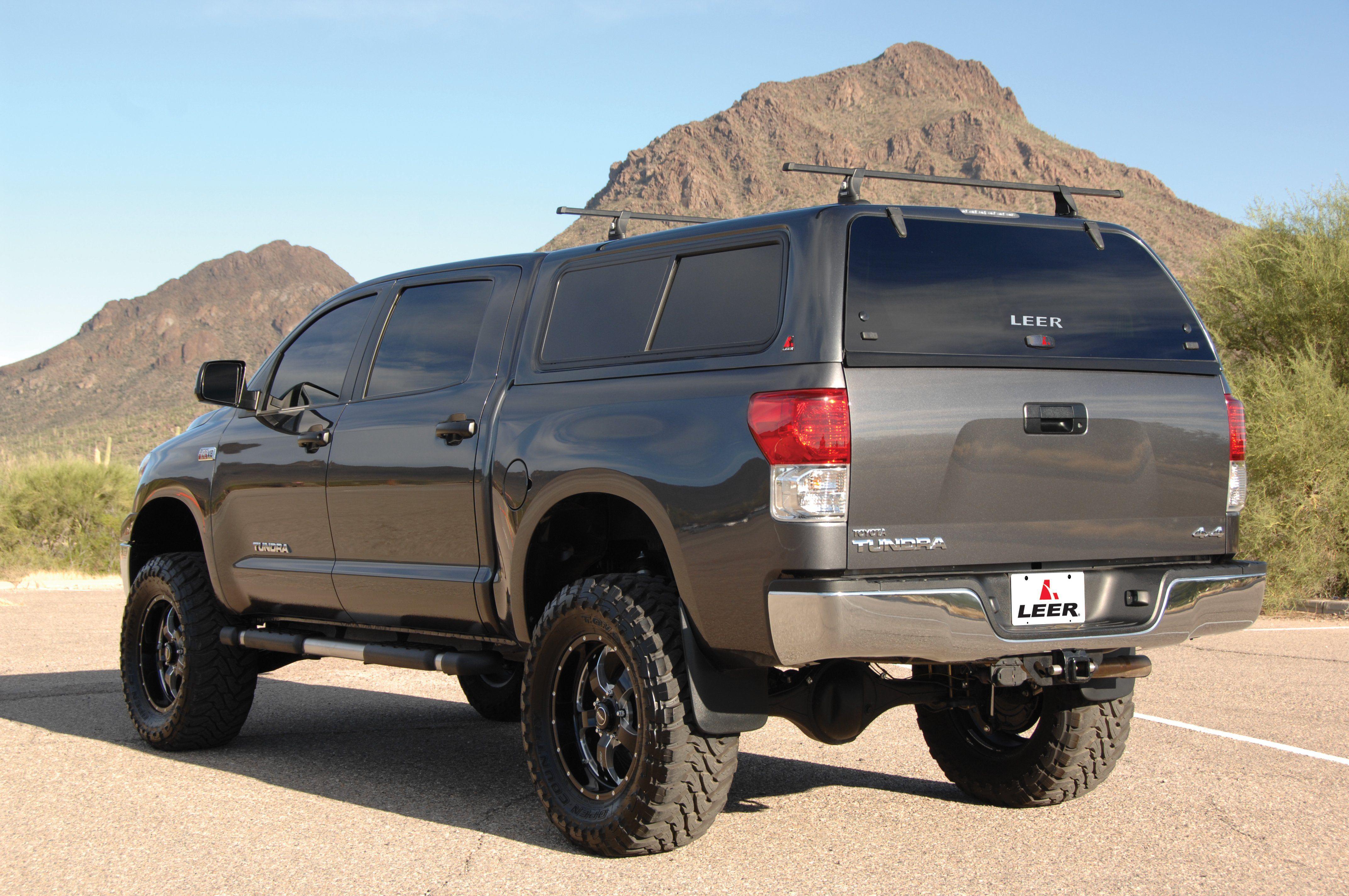 Leer 100xr Camper Shells Camper Shells Tundra Crewmax Toyota
